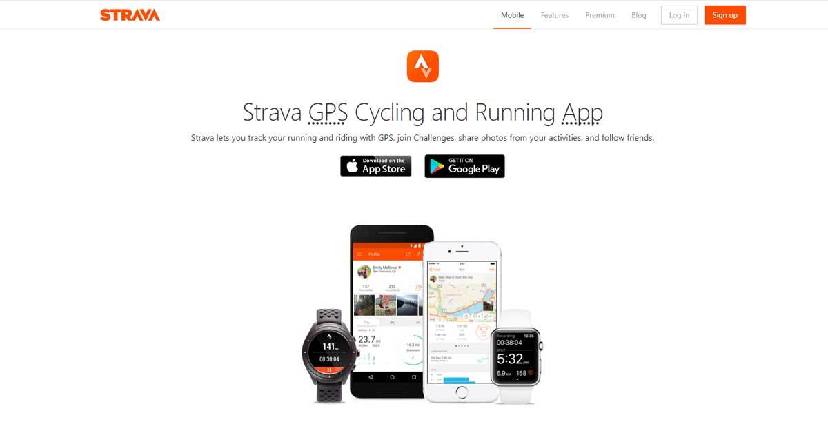 تطبيق لقياس زمن الركض والمسافة